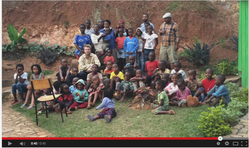 McCormack Graduate Students Win DANDI Award for Kigali Reading Center - YouTube